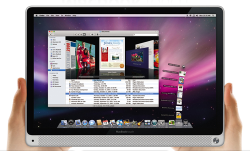 MacBook touch, truth or fiction?